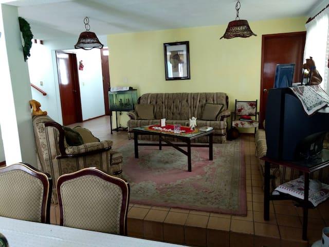 Habitación para viajero en Xochimilco. - Ciudad de México