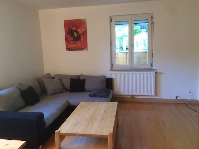 3 Zimmer Wohnung am Killesberg zentral gelegen