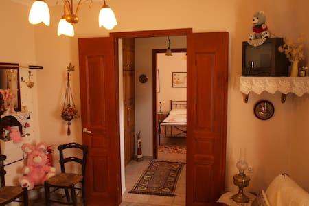 Cottage under the vine - Agios Lavrentios - Dům