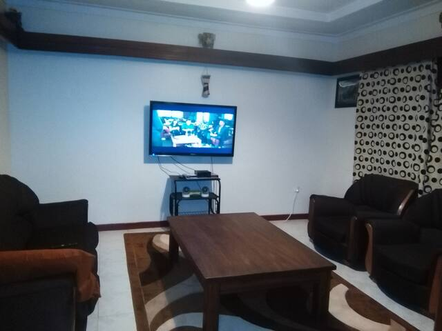 Private room in homely environment