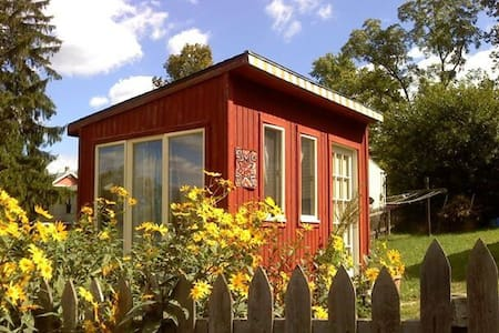 """tiny house"" Artist Bungalow"