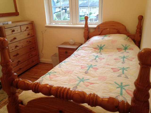 Room in the Heart of Docklands - Londres - Casa