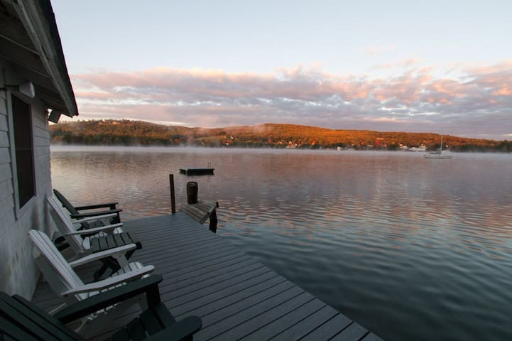 Two Bedroom Suite in Lakehouse Lodge - Moultonborough - Apartmán pro hosty