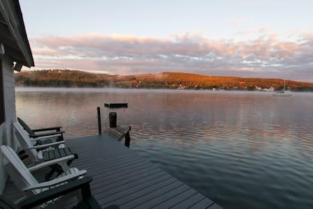 Two Bedroom Suite in Lakehouse Lodge - Moultonborough - Gästesuite