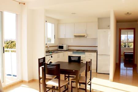 WIFI - Apartamento nuevo con terraza de ensueño - Canet d'En Berenguer - 아파트