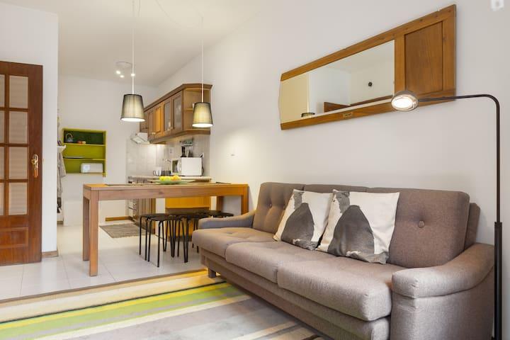 ALECRIM À JANELA _ flat  with garag