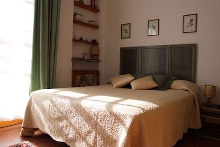 Cosy room with big garden - Borgo San Lorenzo