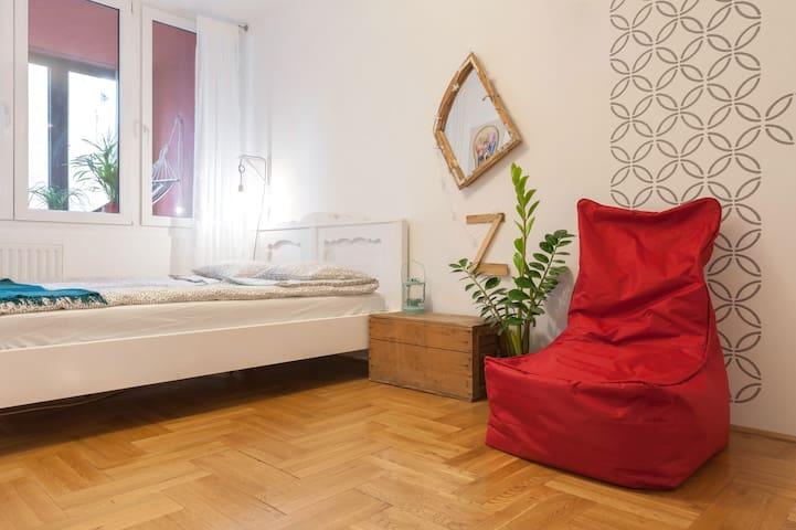 Lovely room in Buda side! - Budapest - Apartment