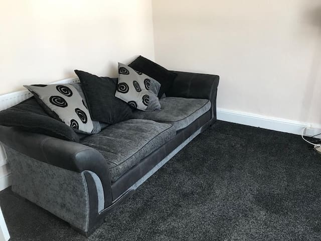 Cosy flat in the city of Cardiff