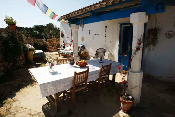 Country House (1) with breakfast - Formentera - Hus