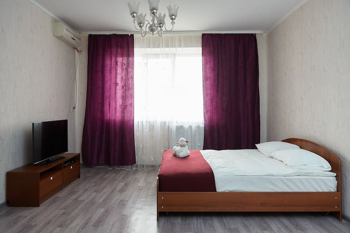 Comfortable apartment with Wi Fi - Rostov-na-Donu - Wohnung