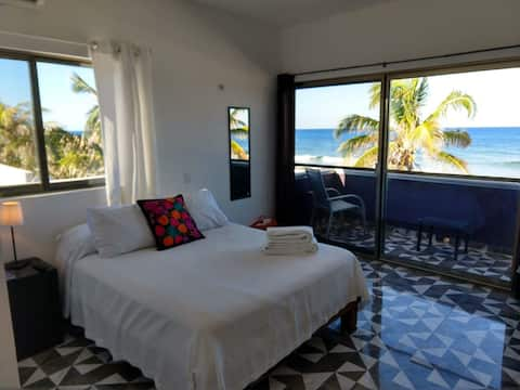Your bedroom with a view!
