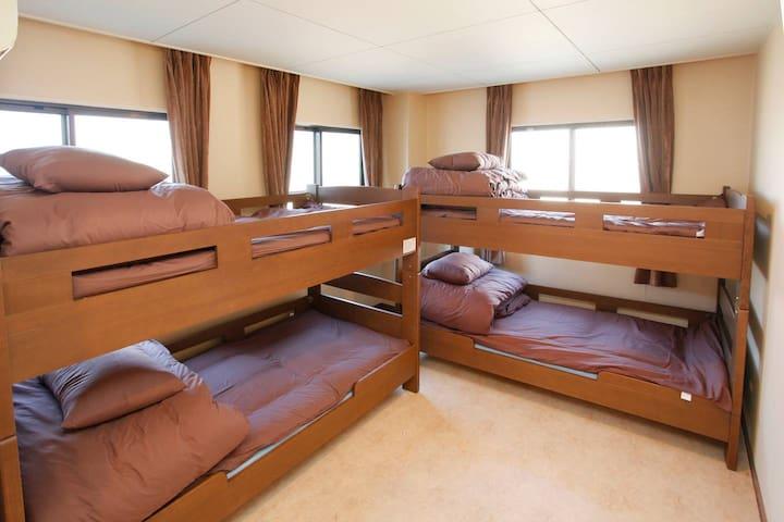 ゲストハウスソノママ 1部屋貸切