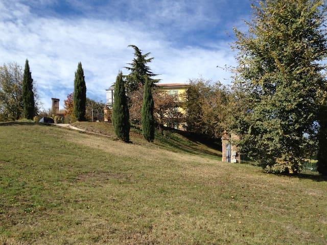 App. in collina con vista favolosa - Pavarolo - Apartment