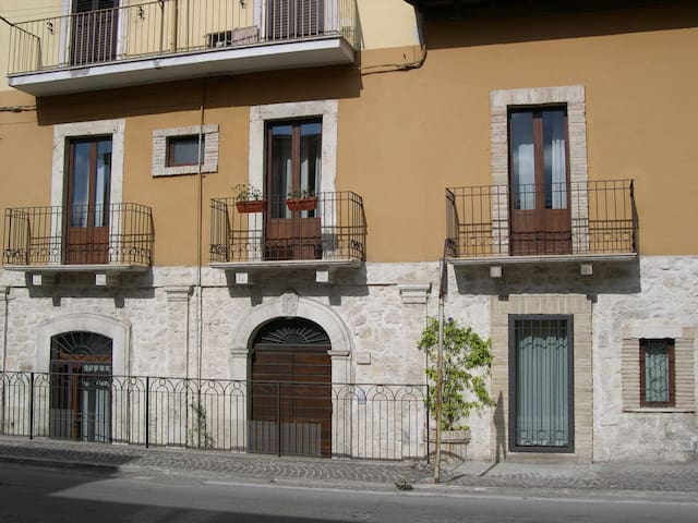 A Little Bit of Heaven in Sulmona - Sulmona - Apartamento
