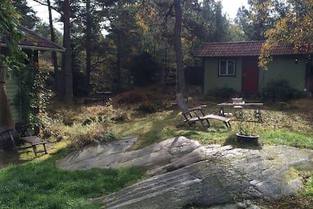 Enjoy the archipelago - Värmdö NV - Kabin