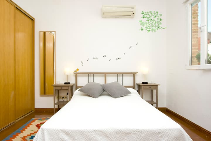 Peaceful apartment in Madrid Centre