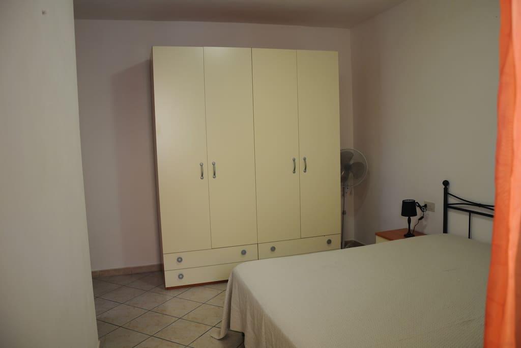 Camera da letto / armadio