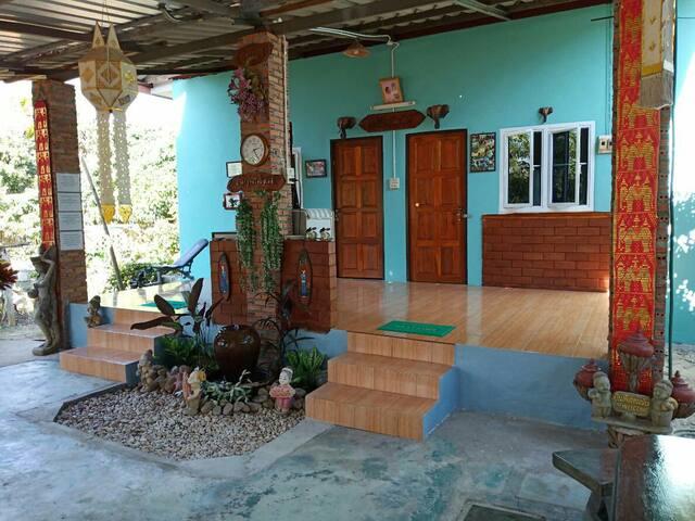 Sirihomestay( Ban Junpha)Lamphun