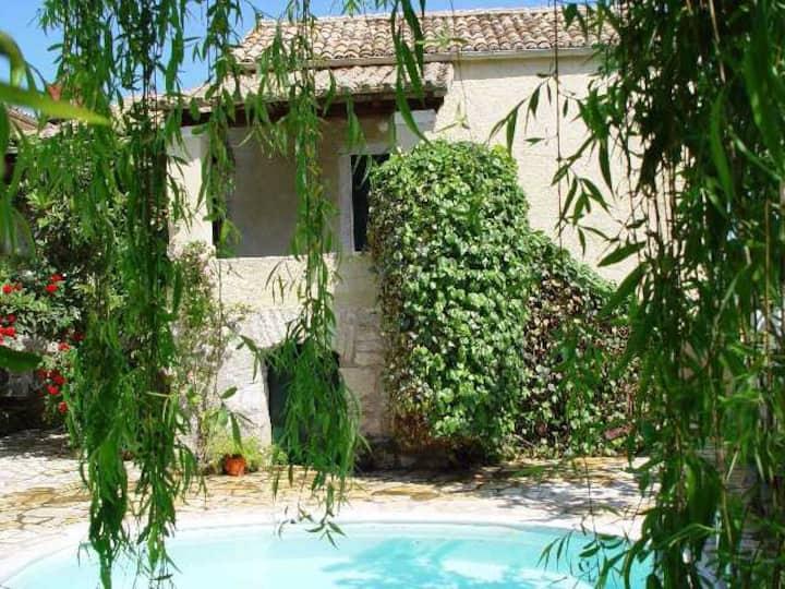 Agios Stefanos Corfu Villa with Private Pool