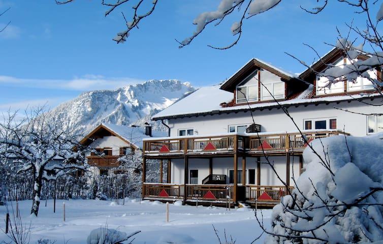 Für 2 - Nahe Neuschwanstein Traumhafter BergBlick