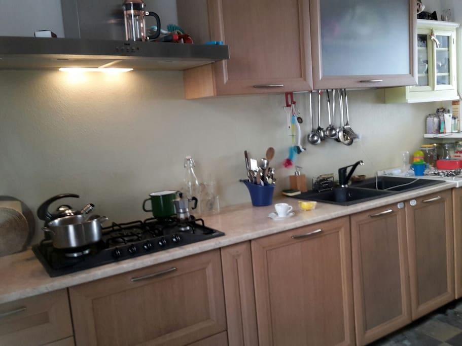 Cuisine équipée - Kitchen