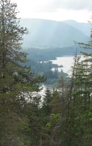 Old Growth Wilderness GuestSuite - Lake Cowichan - Hus