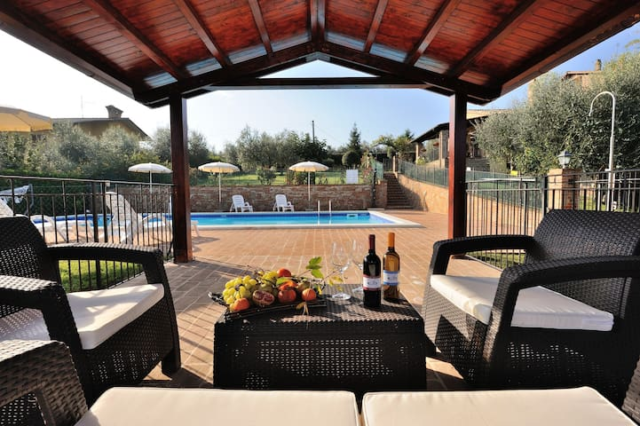 A romantic vacation for 2 - Castiglione del Lago - Byt