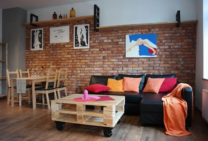 ART-loft w centrum Katowic