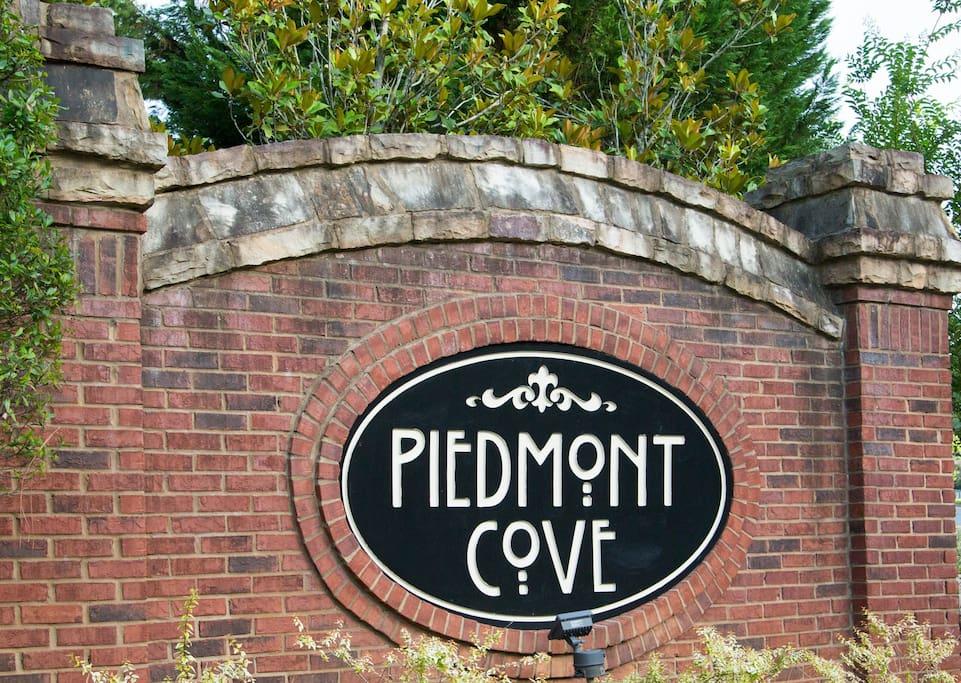 Piedmont Cove Subdivision