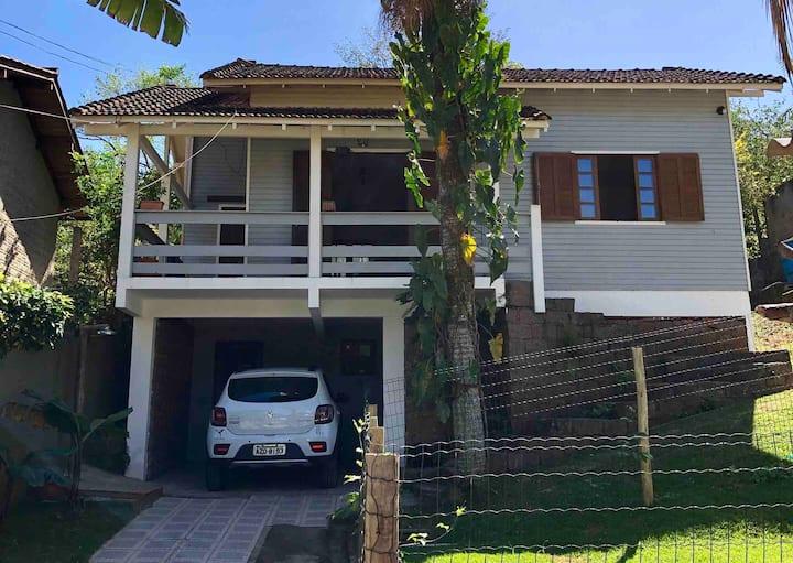 Casa linda na praia - Florianópolis
