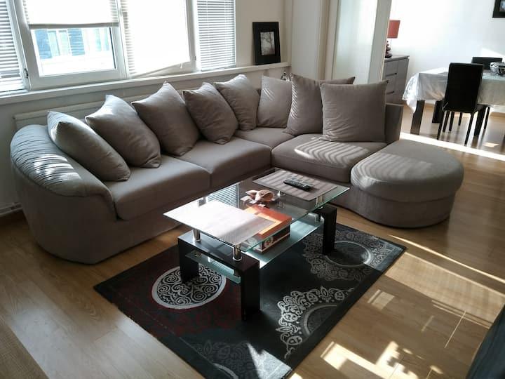 L'humilité, appartement T4  (85m2)  : 3 chambres
