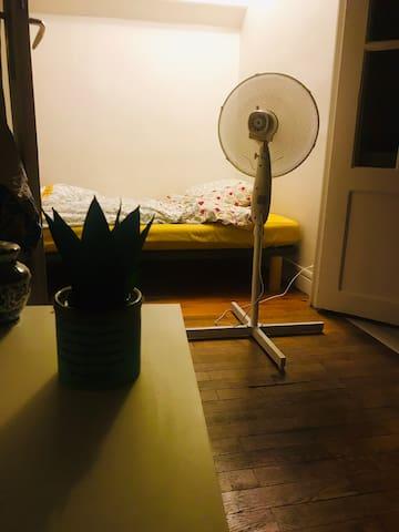Appartement t1 bis croix rousse