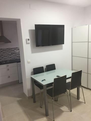 VILLA PEZ  ( estudio) - Somo - Appartement