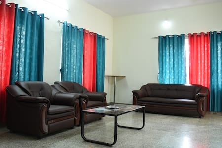 Fully furnished 3 bedroom villa - Mysuru - Вилла
