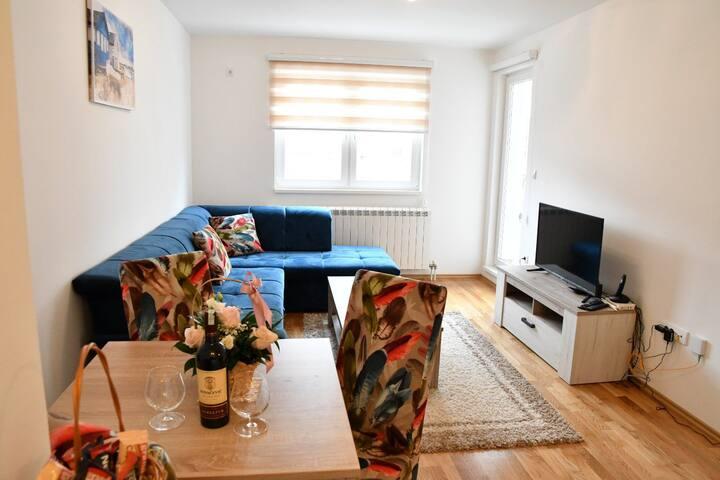 Apartman Ceca - moderan, udoban i komforan.