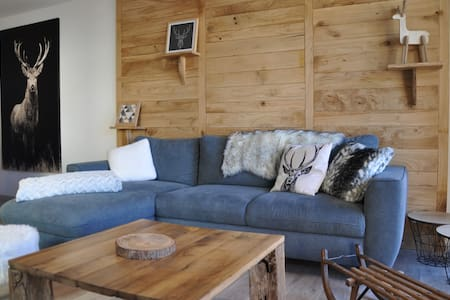 Le Caribou : La Mongie, flat at the foot of slopes