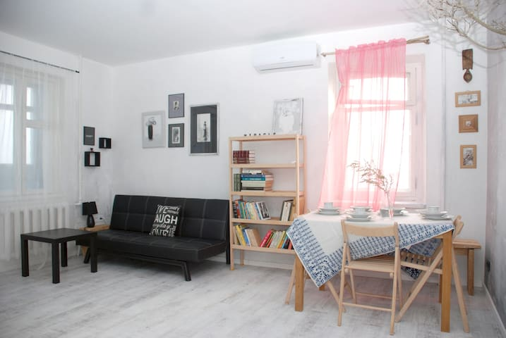miracle house at black sea ukraine yuzhne - Yuzhne - Apartment