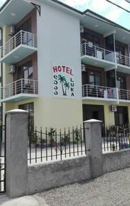 Отель Luka