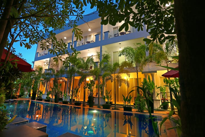 The Best Accommodation in Siem Reap