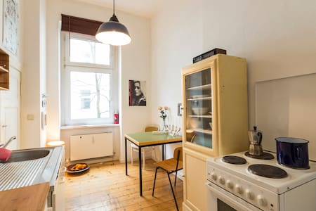 Vintage ambience in ArtNoveau house - Berlin