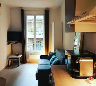 Studio centre de Levallois / Paris - Levallois-Perret - Appartement
