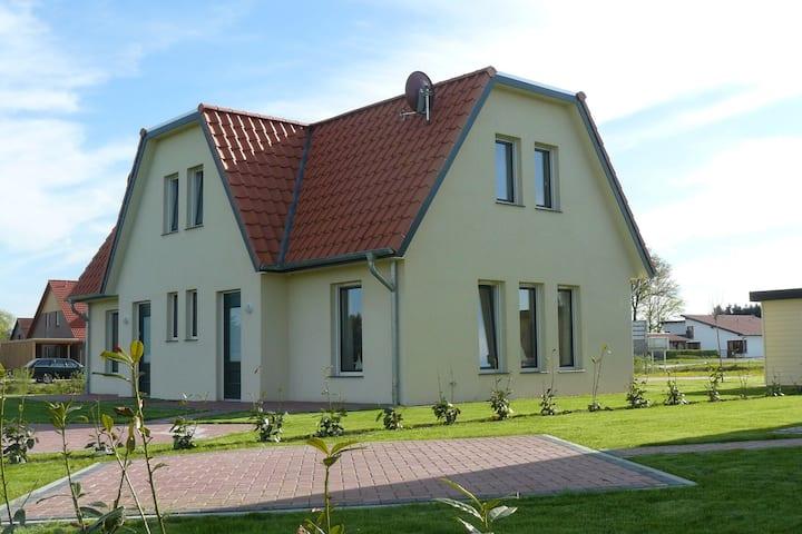 Ferienhaus in Wietzendorf, Deutschland mit Blick ins Grüne