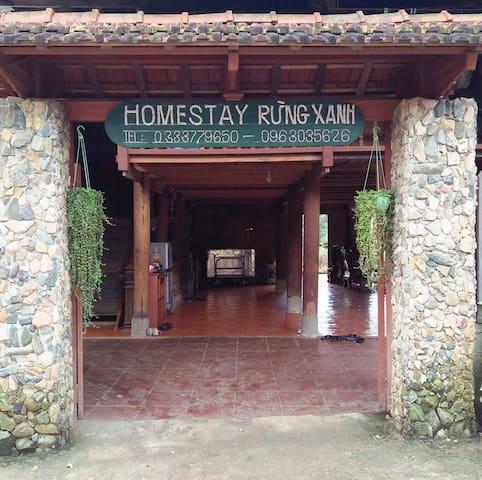 Homestay Rung Xanh - Huu Lien