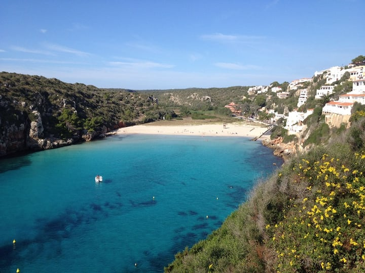 Apartament in Menorca excellent location!
