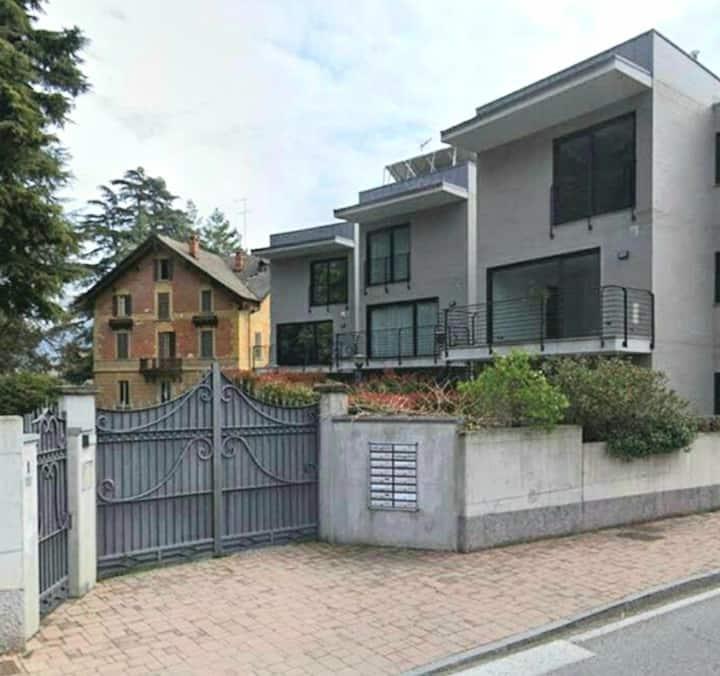 Villa Crespi vicino Bergamo [11Km da Aereoporto]