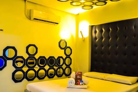 Premium room at Caloocan City, PH