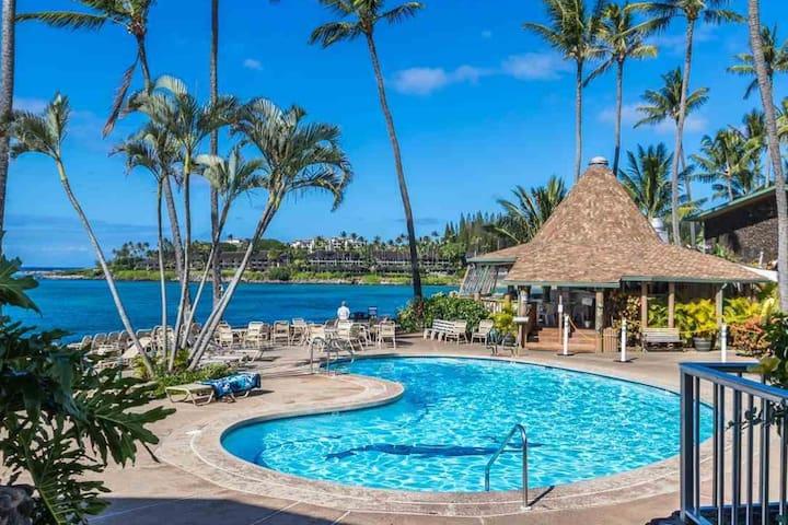 Cozy, Oceanside Condo, A/C in Maui's Napili Shores