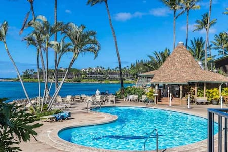 Cozy, Oceanside Condo, A/C in Maui's Napili Shores