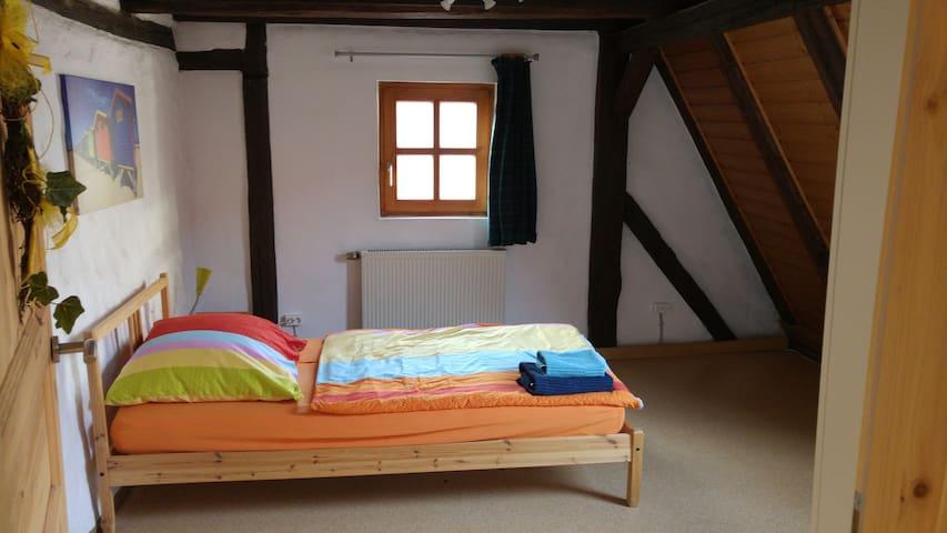 Fränkisches Seenland, charmant, ruhig, Zimmer 3